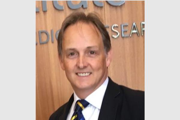 Dr Rick Morton B.Sc (Hons) PhD, NED Chief Medical Affairs Officer